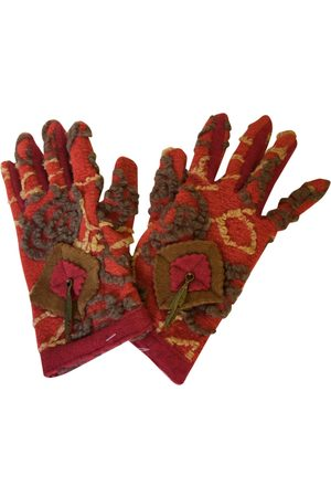 AUTRE MARQUE Polyester Gloves