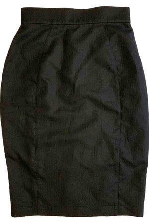 Thierry Mugler Cotton Skirts