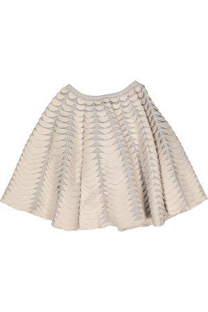Alaïa Women Midi Skirts - Wool mid-length skirt