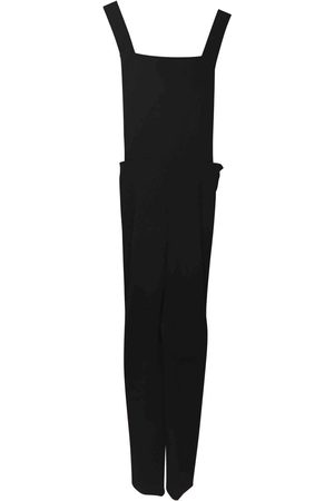 UTERQUE Polyester Trousers