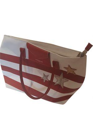 Lancaster Leather handbag