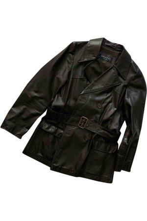Max Mara Leather Jackets