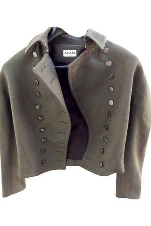Alaïa Leather Jackets
