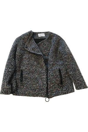 Bimba y Lola Polyester Leather Jackets