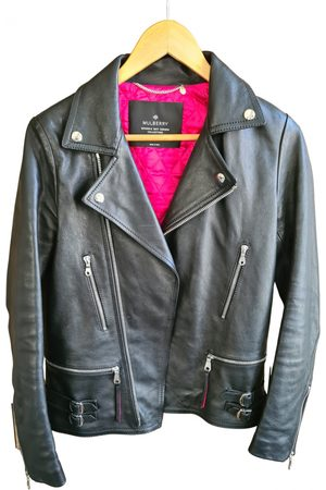 MULBERRY Leather Jackets
