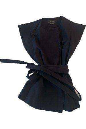 Isabel Marant Cotton Leather Jackets
