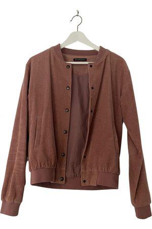 Brandy Melville Cotton Leather Jackets