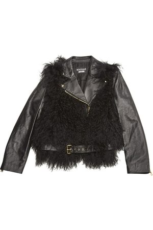 Moschino Leather Jackets