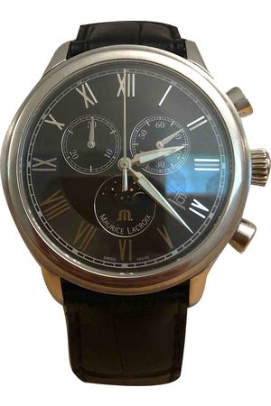 Maurice Lacroix Steel Watches
