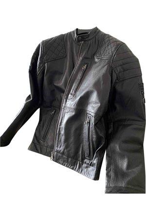 Pepe Jeans Leather Jackets