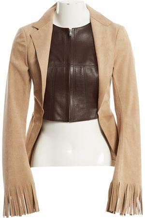 JUNYA WATANABE Leather Jackets