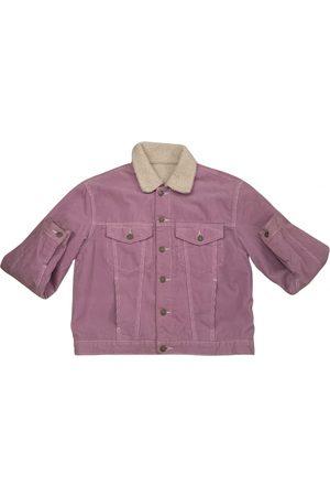 Brandy Melville Cotton Jackets