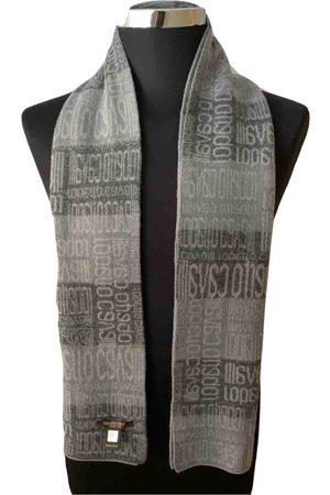 Roberto Cavalli Wool Scarves & Pocket Squares