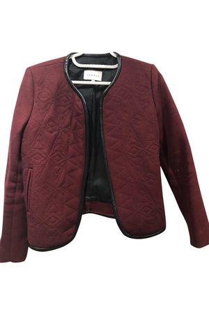 Sandro Wool short vest