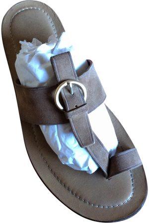 Bally Suede Sandals