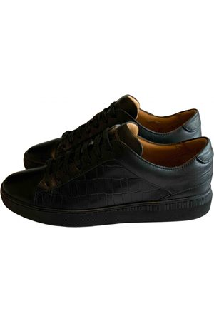 RUSSELL & BROMLEY Leather Trainers