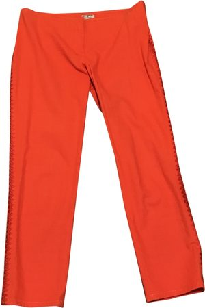 Philosophy di Alberta Ferretti Cotton Trousers