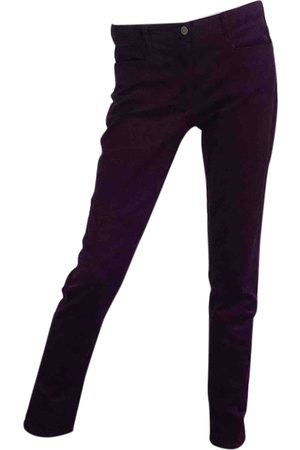 MM6 Cotton Trousers