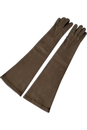 Marni Leather Gloves