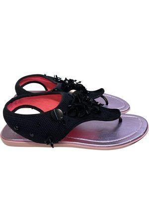 Dior Cloth Sandals