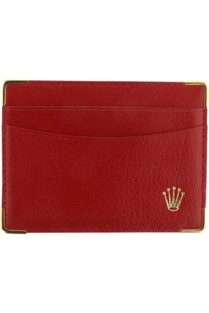 Rolex Leather Small Bags\, Wallets & Cases