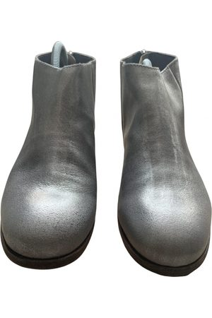 O.X.S Leather Boots