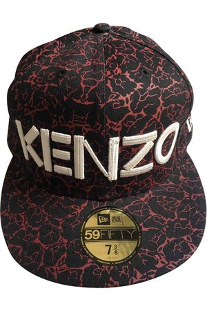 Kenzo Cotton Hats & Pull ON Hats