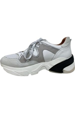 Mjus Leather Trainers