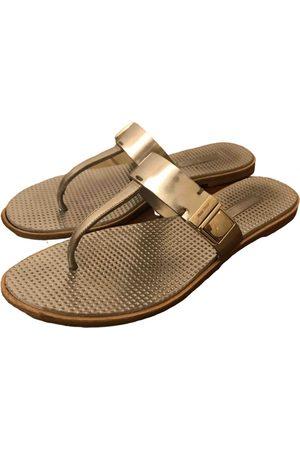 Miu Miu Women Sandals - Leather Sandals