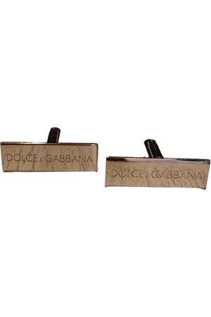 Dolce & Gabbana Steel Cufflinks