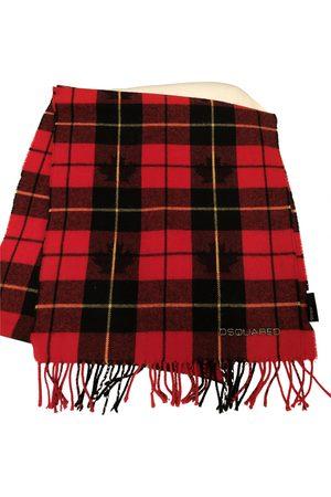 Dsquared2 Wool Scarves & Pocket Squares