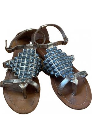 Les Tropéziennes par M Belarbi Leather Sandals