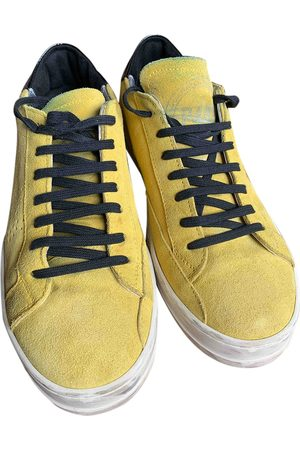 P448 Leather Trainers