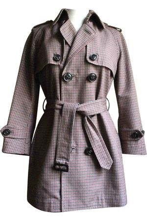 Dsquared2 Cotton Trench Coats