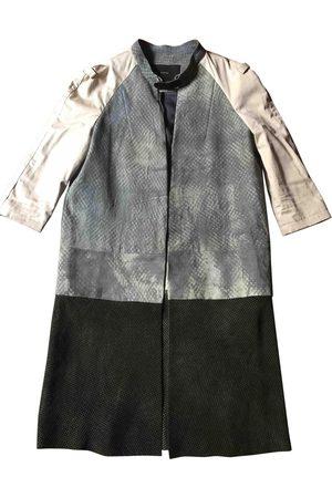 DECOTIIS Leather Coats