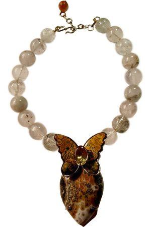 PHILIPPE FERRANDIS Pearls Necklaces