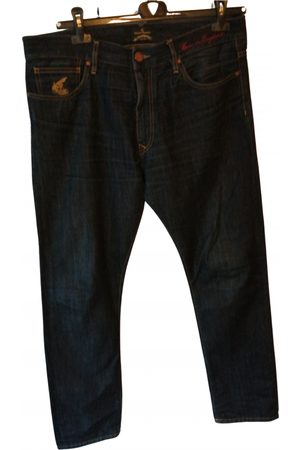 Vivienne Westwood Anglomania Cotton Jeans