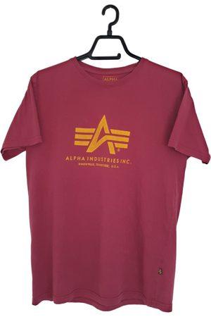 Alpha Industries Cotton T-Shirts