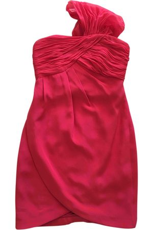 NOTTE BY MARCHESA Silk Dresses