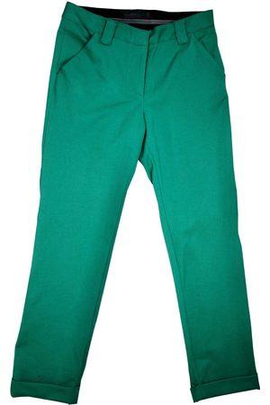 Proenza Schouler Cotton Trousers