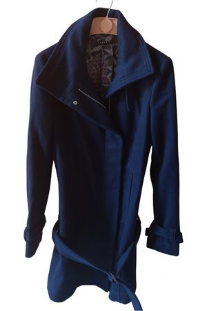 Sisley Women Coats - Wool coat