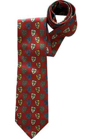 Longchamp Silk tie