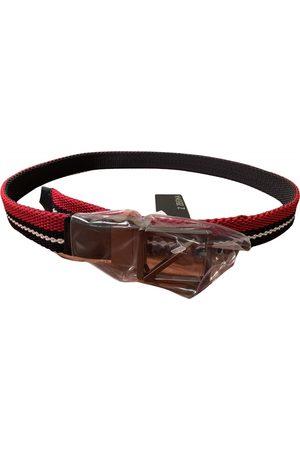 Ermenegildo Zegna Cloth Belts