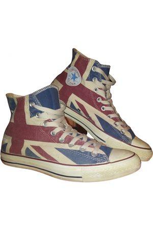 Converse Cloth Boots