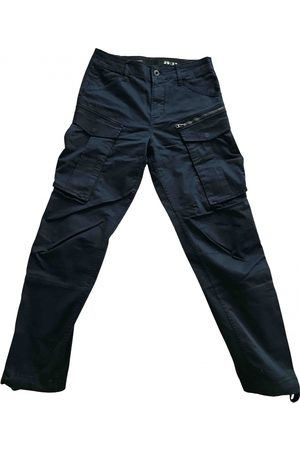 G-Star Cotton Trousers