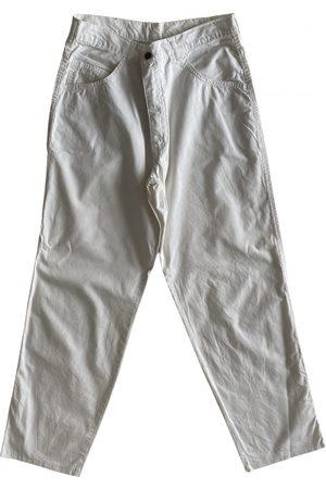 VALENTINO GARAVANI Cotton Trousers