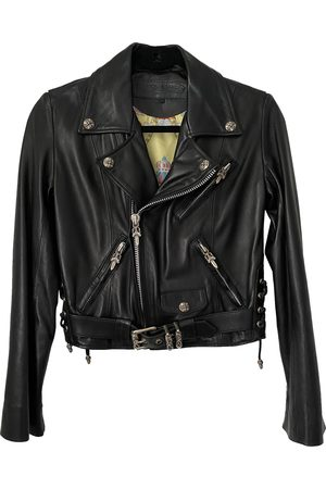 CHROME HEARTS Leather Leather Jackets