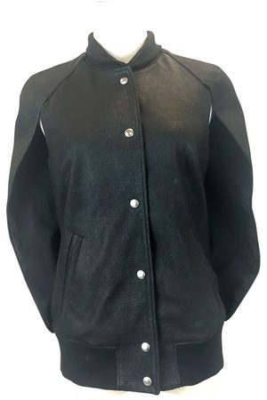 MM6 Leather Jackets