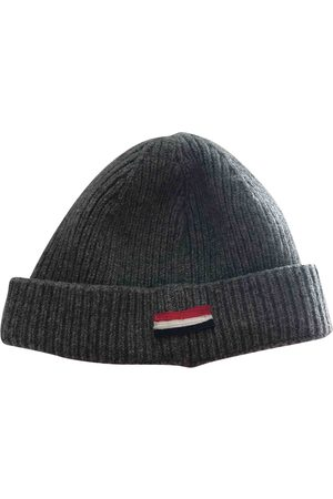 MONCLER GAMME BLEU Wool Hats & Pull ON Hats