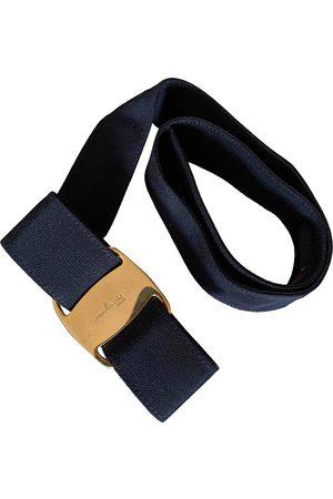 Salvatore Ferragamo Cloth Belts